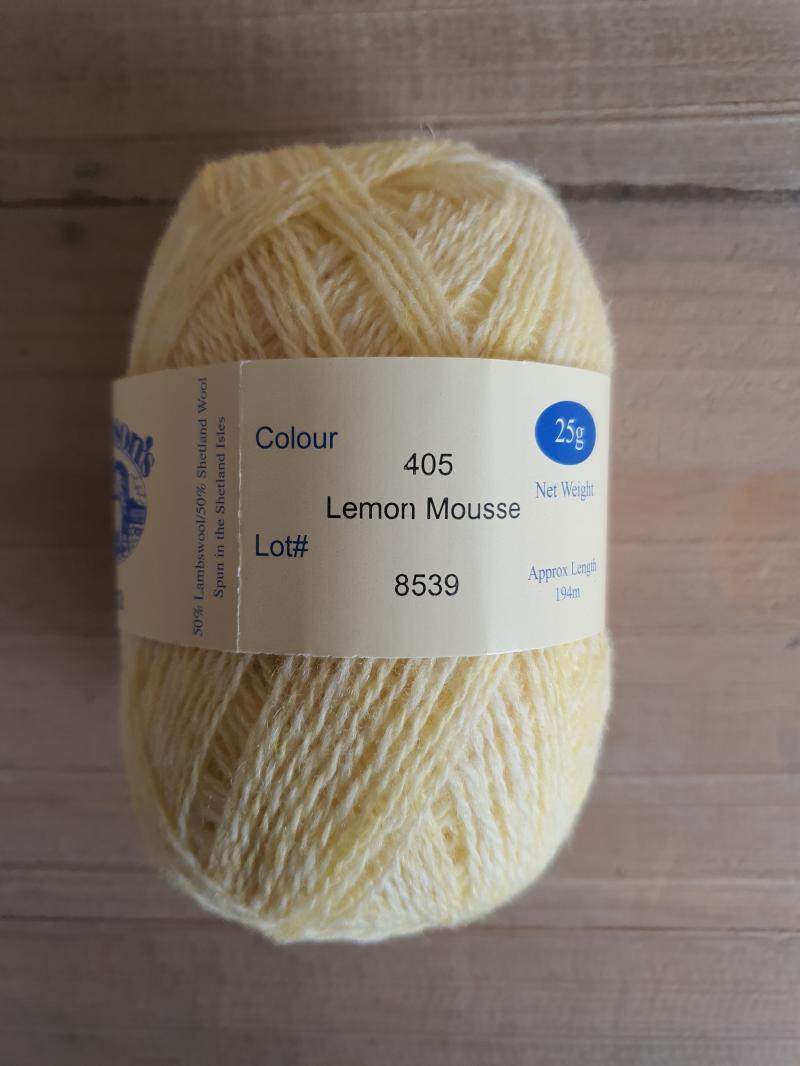 Ultra: 405 Lemon Mousse