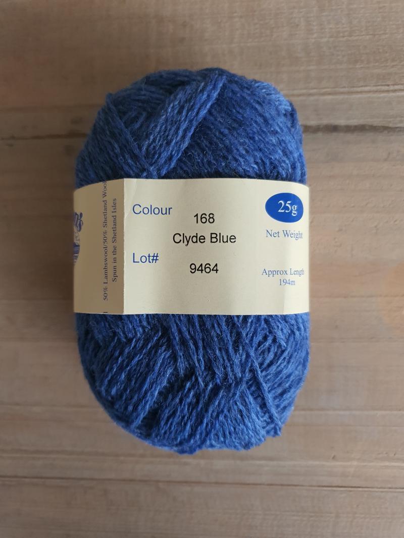 Ultra: 168 Clyde Blue