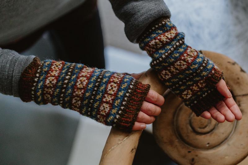 Shetland Wool Adventures Journal - 2