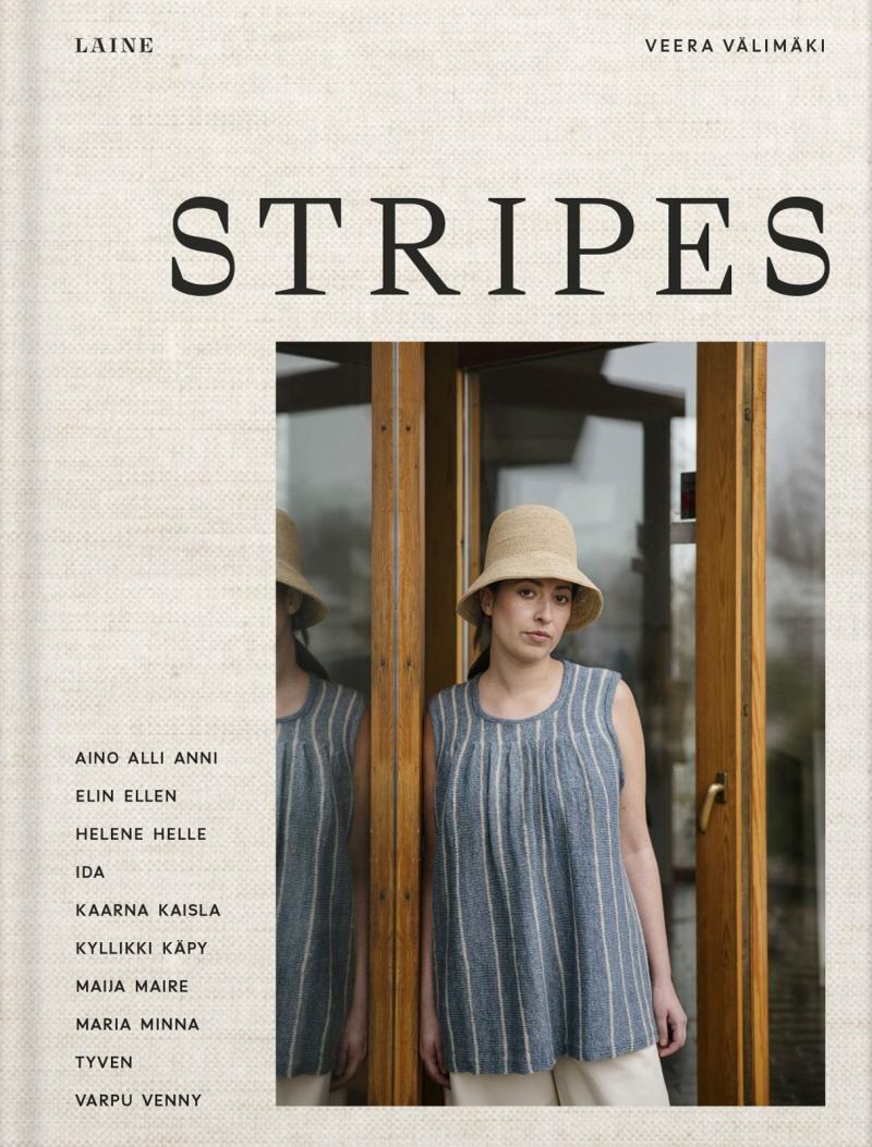 Vororder: Stripes by Vera Välimäki
