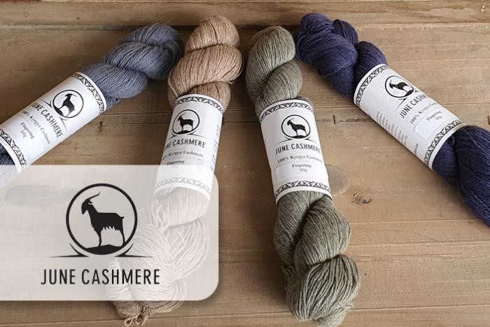 Wolle von June Cashmere