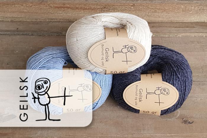 Wolle von Geilsk
